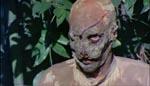 En af filmens få zombies.