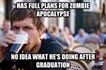 Zombierne er i manges tanker