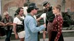 Michael Cimino instruerer Jeff Bridges og Isabelle Huppert under optagelserne af 'Heaven's Gate' (1980). Dette skulle være sidste gang studierne tillod fuld instruktør-frihed.