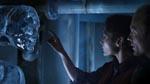 CGI gjorde sit indtog i form af en vandsøjle manipuleret af venlige aliens i James Camerons 'The Abyss' (1989).