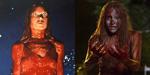 Især horror-genren er mål for remakes. Til venstre er det Sissy Spacek i Brian De Palmas 'Carrie' (1976) og til højre Chloë Grace Moretz i den ligegyldige 2013-version.