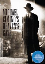'Heaven's Gate' på The Criterion Collection Blu-ray.