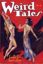 Weird Tales, marts 1933.