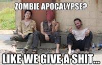 Træt af zombier...
