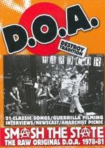 Smash the State: The Raw Original D.O.A. 1978-1981