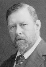 Bram Stoker (1847-1912).