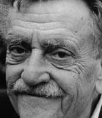 Kurt Vonnegut (1922-2007).