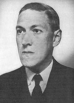 H.P. Lovecraft (1890-1937).