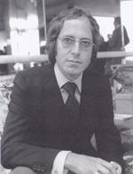 John Barry (1933-2011) på et foto fra 1970.