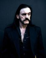 Ian 'Lemmy' Fraser Kilmister (f. 1945).