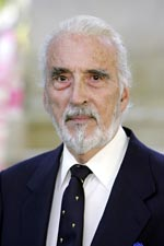Sir Christopher Frank Carandini Lee (f. 1922)