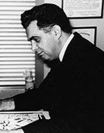 Jack Kirby (1917-1994) - her på et foto fra 1965.