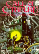 'Call of Cthulhu' 1st edition