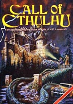 'Call of Cthulhu' 3rd edition