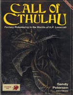 'Call of Cthulhu' 4th edition