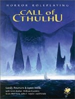 'Call of Cthulhu' edition 5.6.1.