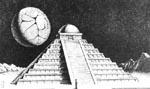En af de ret syrede illustrationer fra 'The Pits of Bendal-Dolum'
