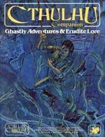'Cthulhu Companion' (Chaosium 1983), hvor 'The Secret of Castronegro' udkom første gang