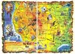 Sådan ser USA ud i 'Deadlands' - visse ligheder, mange forskelle