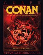 GURPS Conan - The World of Robert E. Howard's Barbarian Hero