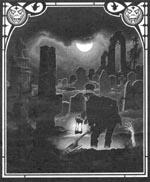Endnu en af Stephen Fabians illustrationer. Denne stammer fra den anden udgave.