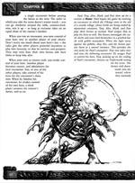 Endnu et af de sære væsner, der lægger stilen langt væk fra standard ork-goblin-zombie-tænkning og mere i retning af fabulerende og sær 'Sword & Sorcery'.