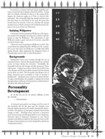 Fra 2nd edition 'Vampire: The Masquerade'.
