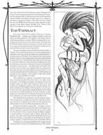 Josh Timbrook er en af de få tegnere, der har været med i både 2nd og Revised Edition. Her en illustration fra Revised Edition.