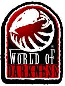 Det gamle World of Darkness-logo.
