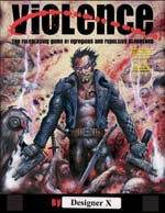 New Style: Violence - the RPG of egregious and repulsive bloodshed