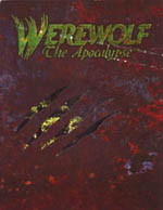 Werewolf: The Apocalypse 1st Edition