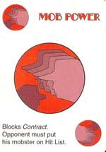 Et afværgekort - læg mærke til, hvordan funktionen helt enkelt beskrives i nederste venstre hjørne