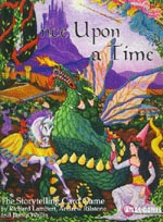 Once Upon a Time: The Storytelling Card Game (1st Edition)