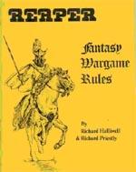 'Reaper Fantasy Wargame' -forgængeren til 'Warhammer'.