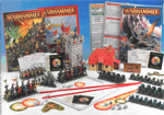'Warhammer Fantasy Battle 5th edition', Bretonnia mod Lizardmen.