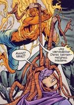 John Storm og Medusa.