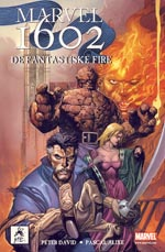 Marvel 1602: De Fantastiske Fire