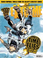 2000 AD Extreme Edition 19: Time Flies