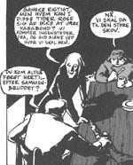 En af Ardeur og Sobags farlige bekendtskaber er den tilsyneladende harmløse gamling Ljutsjin