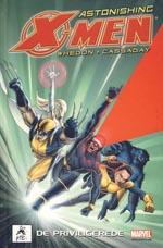 Astonishing X-Men: De Priviligerede