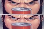 Logan og øldåsen: en lækker filmisk effekt
