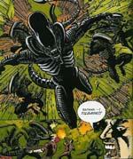 Aliens angriber