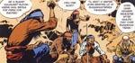 Indianerne opildner hinanden til at grave stridsøksen op
