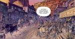 Seth når frem til Barro City - indbegrebet af en Wild West-by