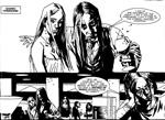 Hannah Chapter på vampyrjagt i en gothbar i Yorkshire.
