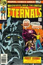 'The Eternals' nr. 1.