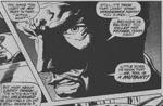 Neal Adams udnytter i langt højere grad lys- og skyggeeffekter. Fra 'X-Men' #60.
