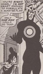 Alex Summers, aka Havok. Fra 'X-Men' #65 i Neal Adams' streg.