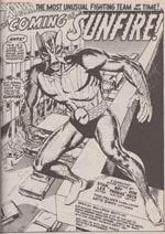 Den japanske skurk Sunfire introduceres i 'X-Men' #64. Her tegnet af Don Heck.