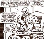 Professor Xavier. Fra nr. 22.